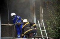 У Москві горять склади площею до 2500 кв. метрів