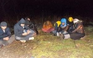 На Закарпатті поблизу кордону затримано 17 нелегалів