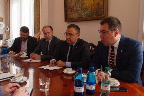 Украина и Британия обсудили сотрудничество после Brexit
