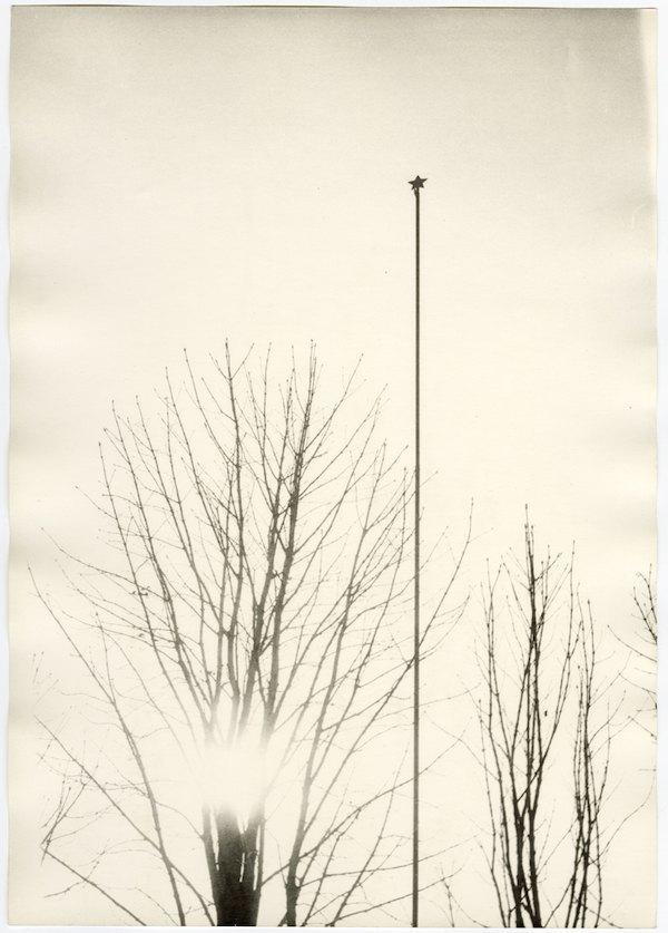 Владимир Старко, «Без названия», из серии Звездочка моя ясная, 1981, серебряно-желатиновая печать