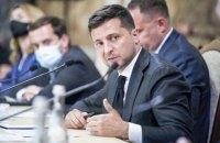 Зеленський в інтерв'ю австрійській газеті назвав пріоритети свого президентства