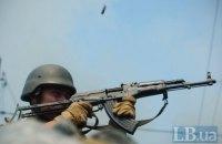 Боевики обстреляли бойцов АТО в районе Докучаевска