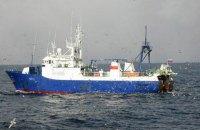 Прокуратура закрыла дело против капитана, который вывел судно из Крыма