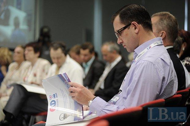 Игорь Уманский, и.о. министра финансов во втором правительстве Юлии Тимошенко (2009-2010 гг..)