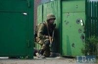 Украинских военных возле поселка Нижняя Крынка обстреливают с трех сторон
