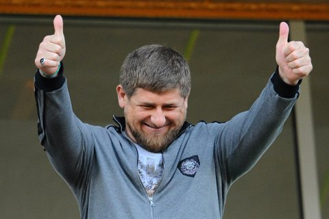 Кадырова наградили медалью за заслуги в области медицины