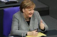 """Меркель вважає, що Україна має імплементувати """"формулу Штайнмаєра"""""""