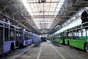 Банк забрал имущество Львовского автобусного завода за долги