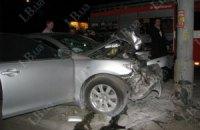 В результате ДТП в Киеве погибли два сотрудника прокуратуры