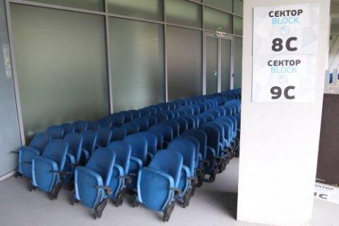 С «Арены Львов» демонтировали семь тыс кресел для «Евровидения 2017» вКиеве