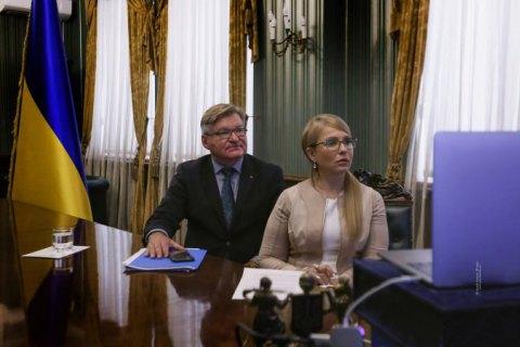 """""""Батькивщина"""" предложила изменения в бюджет для оказания помощи пострадавшим от паводков"""