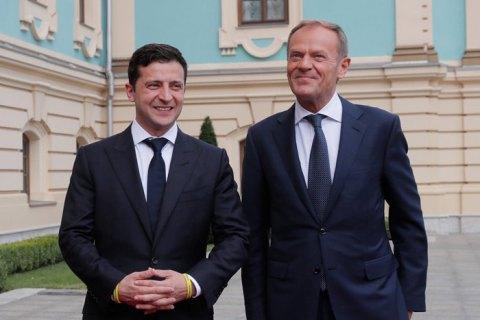 """Зеленский призвал Евросоюз не допустить возвращения России в """"Большую семерку"""""""