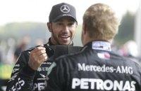 Гамильтон побил рекорд Шумахера в Формуле-1