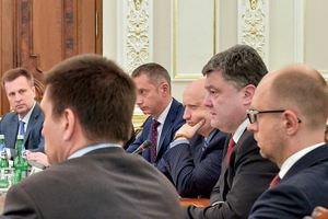 Порошенко затвердив положення про Воєнний кабінет РНБО