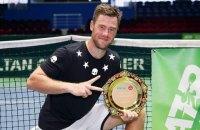 Українець Марченко виграв турнір в Італії, здолавши у фіналі експершу ракетку світу
