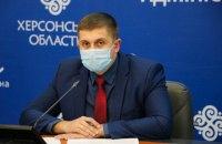 """""""Слуга народу"""" висунула голову Херсонської ОДА Козиря кандидатом у депутати на 184-му окрузі"""