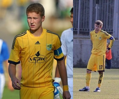 Було (зліва, фото - metalist.ua) і стало (справа, фото - ua-football.com)
