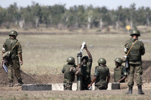 В Таджикистане ликвидировали мятежного генерала