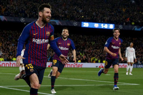 УЕФА определил автора лучшего гола в полуфинале Лиги Чемпионов