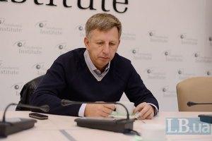 Макеєнко доповів Пшонці та Захарченку про розблокування КМДА (документ)