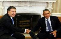 Итоги встречи Саакашвили с Обамой: грузинский лидер зря сиял от радости