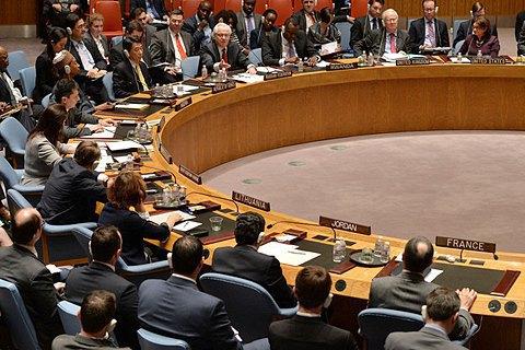 Радбез ООН зустрінеться впонеділок щодо хімічної атаки вСирії