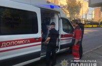 У Києві на Подолі чоловік смертельно поранив ножем хлопця, який зробив йому зауваження