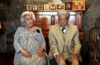 Эвадорская супружеская пара стала старейшей в мире