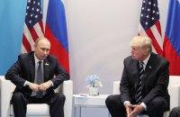 Порошенко пожелал Трампу успехов в переговорах с Путиным