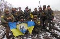 """Артиллеристы подбили боевую технику сепаратистов в Широкино, - """"Азов"""""""