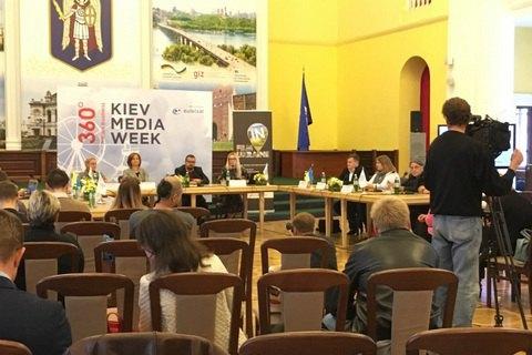 У Києві хочуть створити кінокомісію