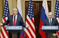 В США сняли документальный фильм о влиянии Путина на Трампа