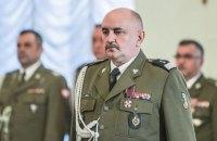 Генерал вооруженных сил Польши заразился коронавирусом после поездки в Германию