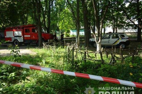 Полицейские задержали киевлянина, который пытался взорвать дом, открыв газ в своей квартире