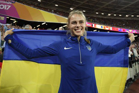 Юлию Левченко признали восходящей звездой европейской легкой атлетики