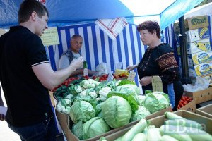 У Присяжнюка пояснюють високі ціни на капусту спекотним літом