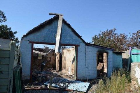 Житлові квартали Зайцевого та Гранітного потрапили під обстріл 22 вересня