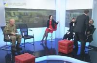 """Нардепи Барна і Левченко побилися в ефірі телеканалу """"Рада"""""""
