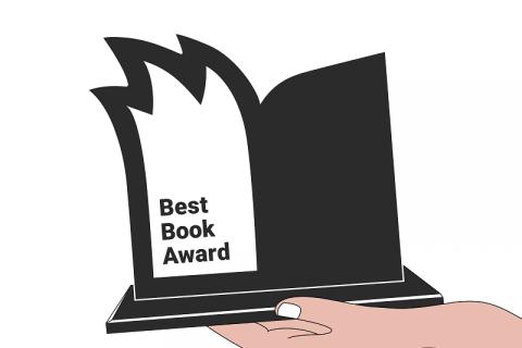 Стартовал книжный конкурс Best Book Award 2021
