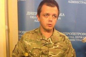 """Семенченко: """"У нас воює народне ополчення в погонах"""""""