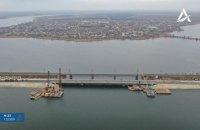 На Дніпропетровщині відкрили міст через Чортомлик