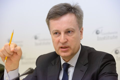 """Наливайченко готує заяву і правові кроки з приводу """"записів Онищенка"""""""