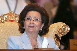 Жену Мубарака арестовали