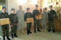 США поставили украинской армии 330 тыс. сухих пайков