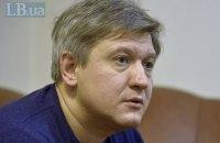 Данилюк подал в отставку с должности секретаря СНБО (обновлено)