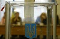 На виборчій дільниці в Лебединському проголосувала одна людина