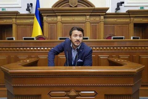 Телеведущий Сергей Притула идет в Раду с Вакарчуком