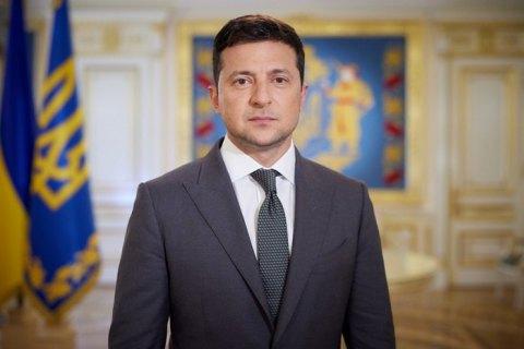 """Зеленский поблагодарил депутатов за принятие закона об олигархах, несмотря на """"очень много давления, интриг и даже шантажа"""""""