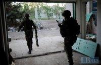 В зоне АТО в воскресенье зафиксировано 22 обстрела позиций ВСУ