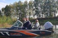Водные маршруты в чернобыльской зоне отчуждения готовы к приему туристов